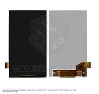 Дисплей для Alcatel One Touch 7040 POP C7, One Touch 7041D POP C7, One Touch 7042, 35 pin, FPC9178-H-V1