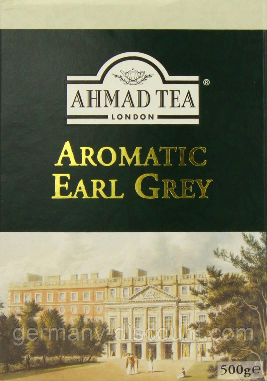 Чай черный с маслом бергамота Ahmad Tea 500гр (Германия)
