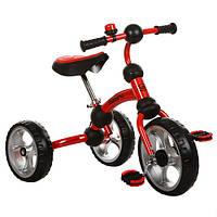Детский трехколесный велосипед Turbotrike с колесами Eva Foam