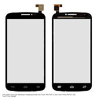Сенсорный экран для Alcatel One Touch 7040 POP C7, One Touch 7041D POP C7, One Touch 7042, черный