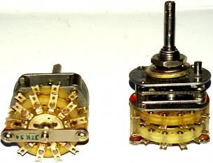 ПГ3-11П2Н Переключатель галетный