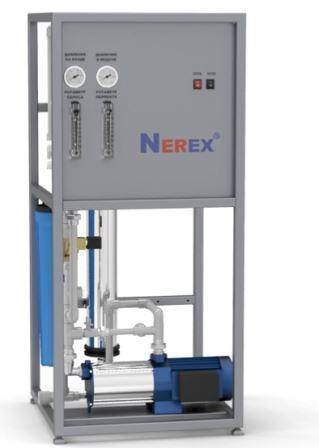 Система обратного осмоса Nerex LPRO 140-S