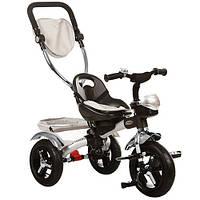 Детский трехколесный велосипед Turbo trike с надувными колесами