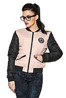 Модная куртка - бомбер от производителя 44-52 размер