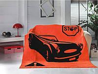Плед хлопковый Lotus Retro car 150*200