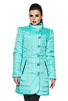 Классическая демисезонная женская куртка 42-48 размер