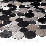 Довговічні зносостійкі килими, килими під замовлення з шкіри в Києві, фото 3