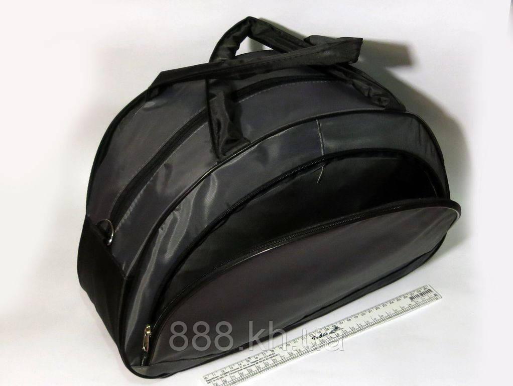 Спортивная женска сумка Adidas, женская фитнес сумка серый  реплика