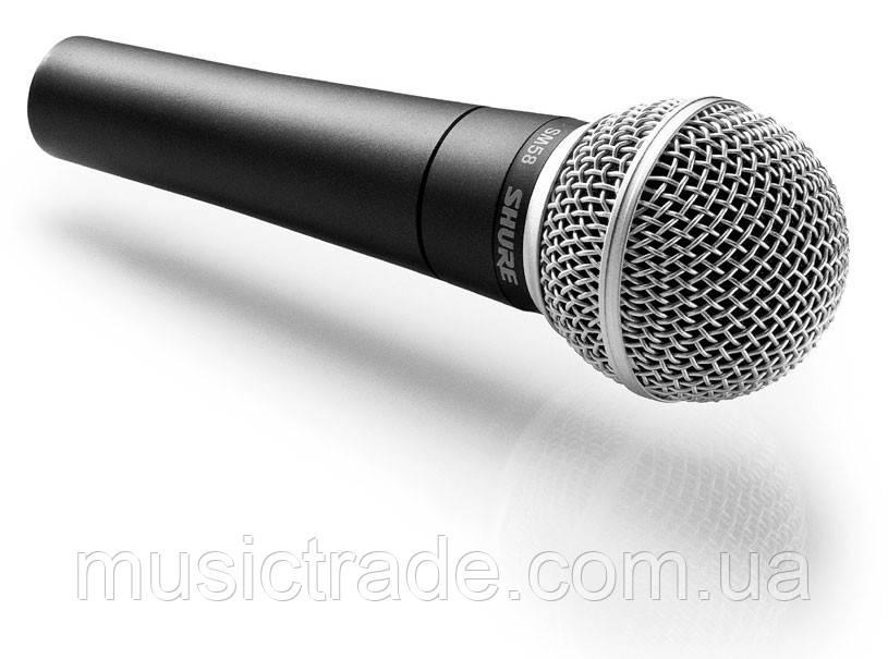 Вокальный микрофон Shure SM58