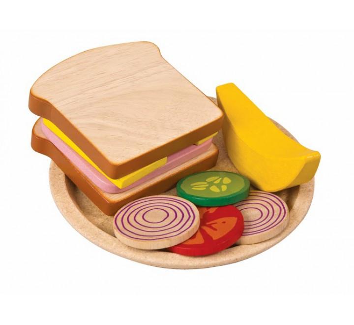 Деревянная игрушка Сендвич Plan Тoys (3464)