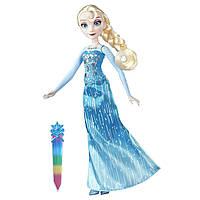Кукла Эльза с сияющим нарядом Frozen - Hasbro