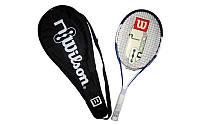 Ракетка для тенниса BT-0002 WILSON