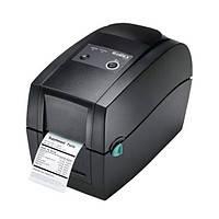 Термотрансферный принтер печати этикеток Godex RT-200i UES
