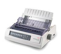 Матричный принтер OKI Microline 3310, бу