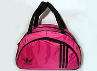 Спортивная женска сумка Adidas, розовый  реплика, фото 1