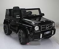 Электромобиль детский аккумуляторный  Mercedes G63 AMG T-7911 BLACK