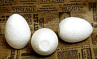 """Заготовка из пенопласта """"Яйцо"""", 9,5 см"""
