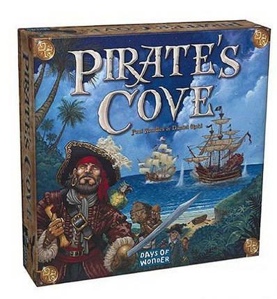 Настольная игра Pirate's Cove (Пиратская Бухта), фото 2