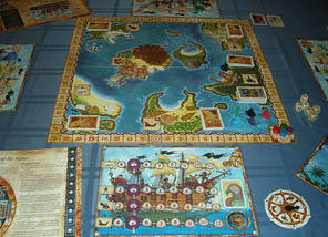 Настольная игра Pirate's Cove (Пиратская Бухта), фото 3
