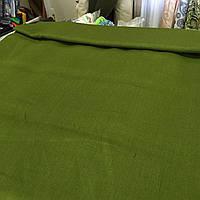 Льон хакі болотний, ширина 150 см, фото 1