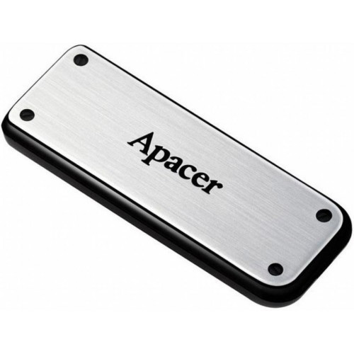 Флешка Apacer AH328 8Gb silver