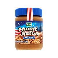 "Арахисовая паста ""Gina Peanut Butter"" Creamy 350 г"