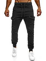 Мужские брюки Athletic черные