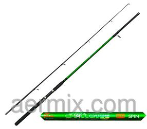 Штекерный спиннинг KAIDA CHALLENGE 633-210 длиной 2,1 метра, рыболовный спиннинг kaida