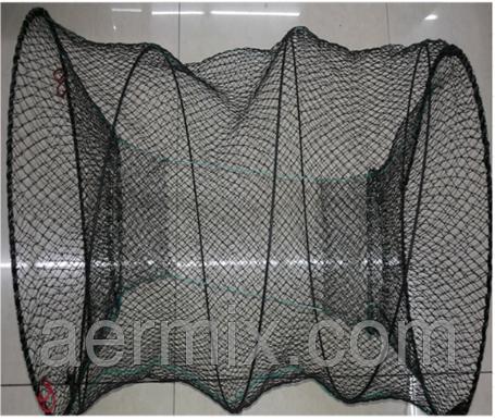 Вентерь рыболовный круглый 40*80 см, рыболовная снасть вентерь ...
