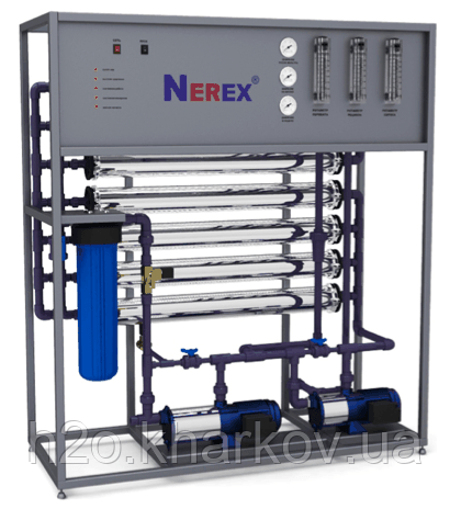 Система зворотного осмосу Nerex BWRO 540-S