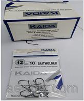 Крючки Kaida, крючки рыболовные, крючки для рыбалки 10 штук, крючки каида, рыболовный крючок