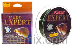 Леска Kaida CARP EXPERT YX-406-30, леска на карпа, леска для рыбалки, леска карп эксперт 300 метров