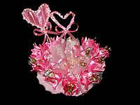Букет из конфет на День Валентина