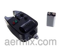 Сигнализатор поклевки со стойкой, электронный сигнализатор на спиннинг, сигнализатор для рыбалки