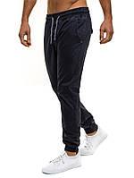 Мужские брюки темно-синие