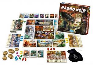 Настольная игра Cargo Noir (Контрабандисты, Черный Груз), фото 3