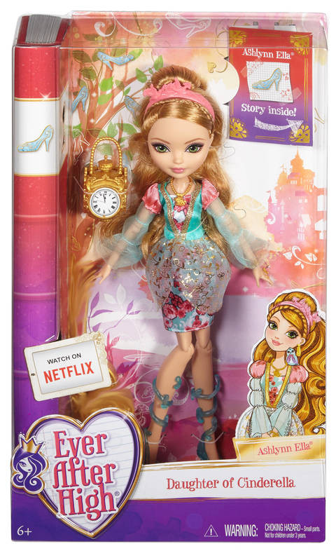 Ever After High Базовая кукла Эшлин Элла Ashlynn Ella Эвер Афтер Хай