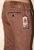 Светло коричневые брюки REDMAN