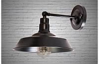 Светильник настенно-потолочный в стие ЛОФТ    134-1