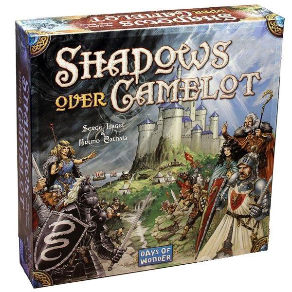 Настольная игра Shadows over Camelot (Тени над Камелотом)