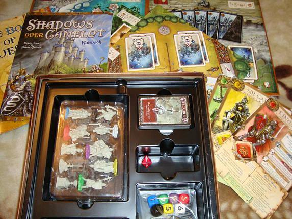 Настольная игра Shadows over Camelot (Тени над Камелотом), фото 2