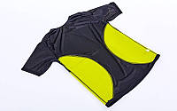 Футболка для похудения с эффектом сауны Hot Shapers Neotex  (р-р L-2XL, неопрен)