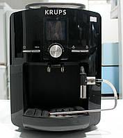 Кофеварка эспрессо KRUPS EA 8250 б/у