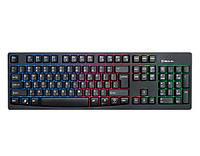 Клавиатура с подсветкой REAL-EL Comfort 7000 Backlit USB черный