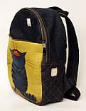 Джинсовий рюкзак давай знайомитися, фото 2
