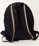 Джинсовий рюкзак давай знайомитися, фото 3