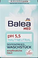Мыло для сухой и чувствительной кожи BALEA Med pH-Hautneutral, 100г