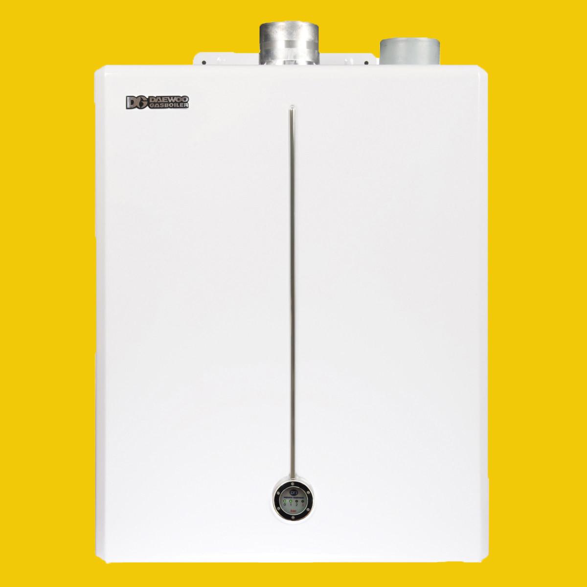 Газовый котел Daewoo DGB-350 MSC (40.7кВт)