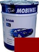 Краска Mobihel Алкид 1015 Красная 1л.