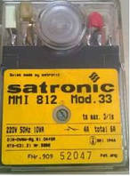 Satronic MMI 812 mod. 33